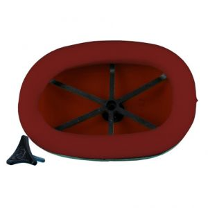 NO TOIL SFK12052 AIR FILTER KIT SUPER-FLO FOAM PERFORMANCE REPLACEMENT MAROON