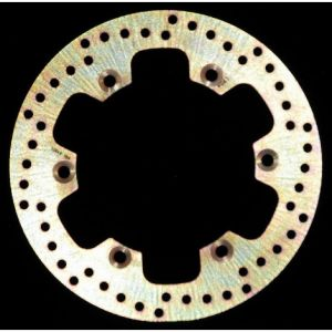 EBC MD4041RS BRAKE ROTOR HPSR SERIES SOLID ROUND