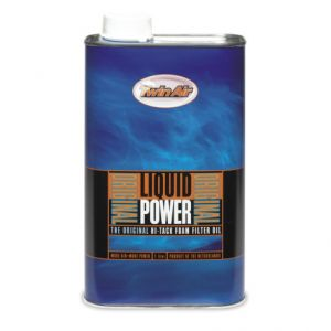 TWIN AIR 159015 LIQUID POWER AIR FILTER OIL 1 L