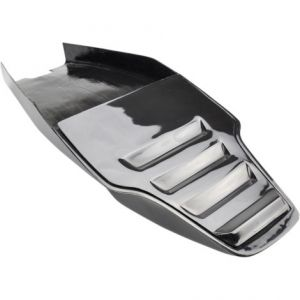 SADDLEMEN Z4202 SOLO TAIL SECTION ELIMINATOR REAR FIBERGLASS BLACK