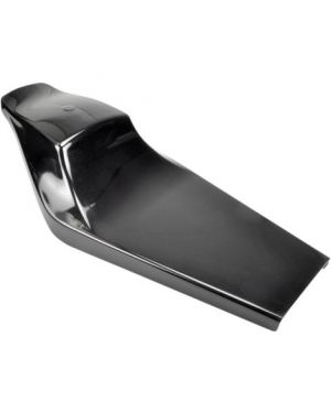 SADDLEMEN Z4205 SOLO TAIL SECTION TRACKER REAR FIBERGLASS BLACK