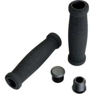 MOOSE RACING J05FMB-CS ATV FOAM GRIPS BLACK
