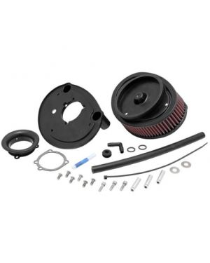 K & N RK-3910-1 PERFORMANCE AIR INTAKE KIT, RK-SERIES, FOR HARLEY DAVIDSON