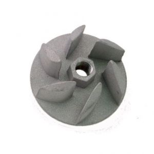 BOYESEN WPI-37 WATER PUMP IMPELLER SUPERCOOLER ALUMINUM OEM REPLACEMENT GRAY