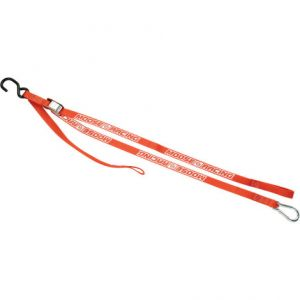 MOOSE RACING 3920-0357 CARABINER TIE-DOWN 7' ORANGE