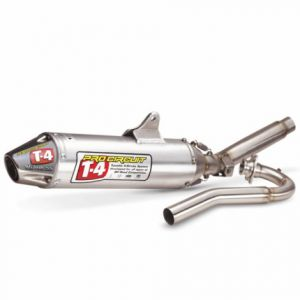 PRO CIRCUIT 4S03125 EXHAUST SYSTEM T-4 STAINLESS ALUMINIUM