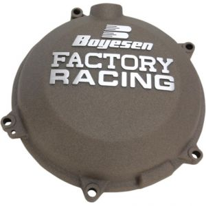 BOYESEN CC-45AM CLUTCH COVER FACTORY RACING ALUMINUM REPLACEMENT MAGNESIUM