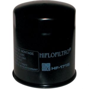 HIFLOFILTRO HF170C OIL FILTER SPIN-ON PAPER CHROME