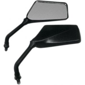 EMGO 20-97120 MIRROR TRIM LINE YAMAHA BLACK