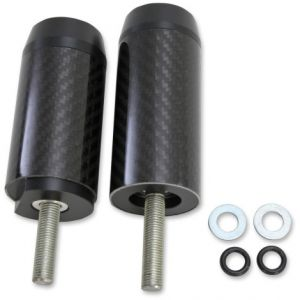 POWERSTANDS RACING 04-00925-41 FRAME SLIDERS CARBON