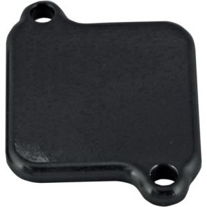 POWERSTANDS RACING 05-01353-22 BLOCK OFF PLATE BLACK
