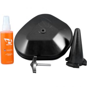 NO TOIL WK140-48 AIRBOX WASH COVER PLASTIC MAINTENANCE KIT BLACK