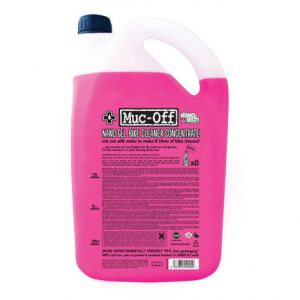 MUC-OFF 348 NANOGEL REFILL CONCENTRATE BIKE CLEANER 5 LITER