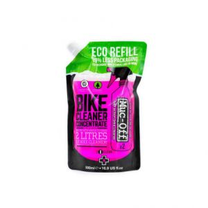 MUC-OFF 354 NANOGEL REFILL CONCENTRATE BIKE CLEANER 500ML