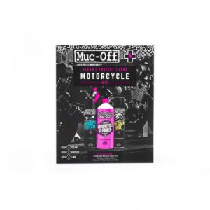 MUC-OFF 672 MOTORCYCLE CLEAN PROTECT AND LUBE KIT