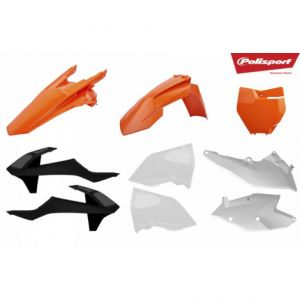 POLISPORT 90751 COMPLETE MX BODY KIT