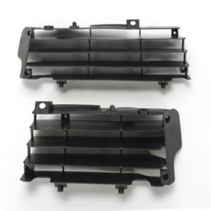 POLISPORT 8457800001 RADIATOR GUARDS BLACK