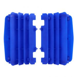 POLISPORT 8455600002 RADIATOR GUARDS BLUE