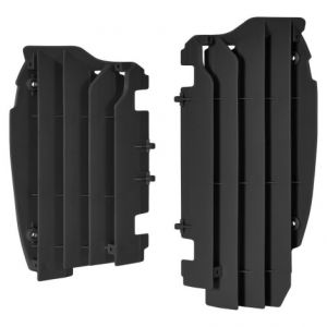 POLISPORT 8456000001 RADIATOR GUARDS BLACK