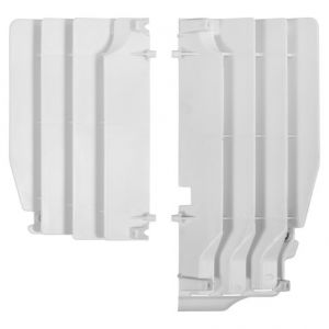 POLISPORT 8456100001 RADIATOR GUARDS WHITE