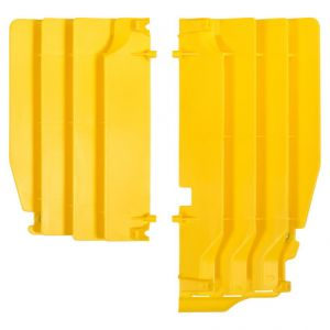 POLISPORT 8456100002 RADIATOR GUARDS YELLOW