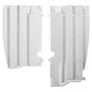 POLISPORT 8456200001 RADIATOR GUARDS WHITE