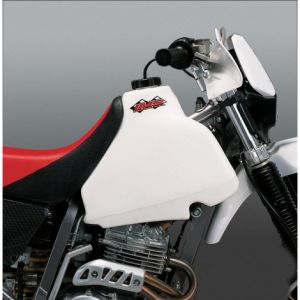 IMS-ROOL DESIGNS 112223-W1 GAS TANK WHITE
