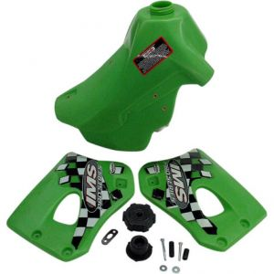 IMS-ROOL DESIGNS 113128-G1 GAS TANK GREEN