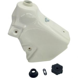 IMS-ROOL DESIGNS 115520-W1 GAS TANK WHITE