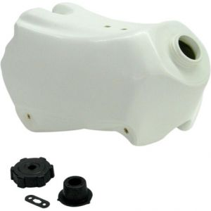 IMS-ROOL DESIGNS 117314-W1 GAS TANK WHITE