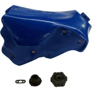 IMS-ROOL DESIGNS 117316B2 GAS TANK BLUE