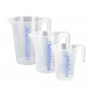 PRESSOL 07071 MEASURING JUG SET PP 0,5-1-2 L