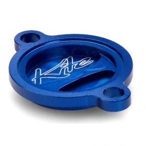 KITE 09.126.0.BL OIL FILTER COVER BLUE