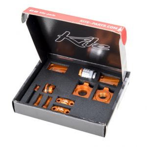 KITE 09.322.0.AR COSMETIC BIKE KIT ORANGE