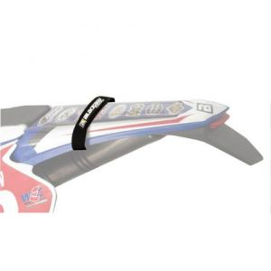 BLACKBIRD RACING 5077R REAR LIFT STRAP BLACK