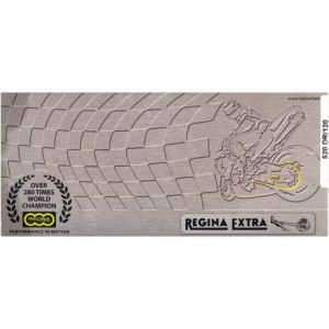 REGINA 135DR/1004 520/135 DR 160 CLIP LINK 520 NON-SEAL DRAG RACING DRIVE CHAIN / GOLD|BLACK / STEEL