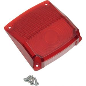 UFO FA01306 REPLACEMENT TAILLIGHT FOR ALL UNIVERSAL REAR FENDERS (12V 21/5W)