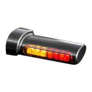 HEINZ BIKES HBWL3TS LED TURN SIGNAL WINGLET LED / ALUMINUM / BLACK