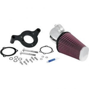 K & N 63-1125P AIR INTAKE KIT POLISHED HD