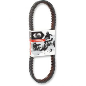 "GATES 43C4289 DRIVE BELT G-FORCE® C12 1.44"" X 44.07"" OEM REPLACEMENT FABRIC BOTTOM BLACK"