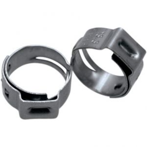 MOTION PRO 12-0082 STEPLESS HOSE CLAMPS 13.2 -15.7 MM