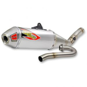 PRO CIRCUIT 0141845G EXHAUST SYSTEM T-6 STAINLESS STEEL WITH ALUMINIUM CANISTER