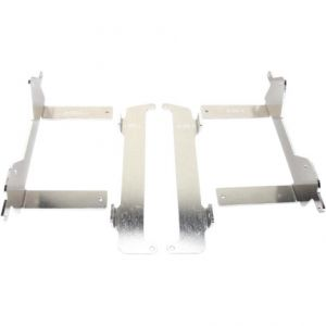 MOOSE RACING 11-158 RADIATOR GUARD BRACES