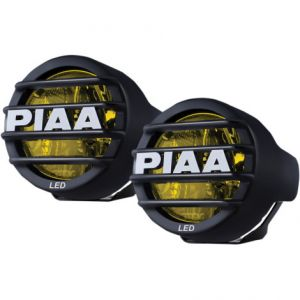 PIAA 22-73530 FOG LIGHT LP530 8 W BLACK