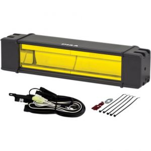 "PIAA 22-77210 LIGHT BAR RF SERIES 10"" ALUMINUM BLACK"