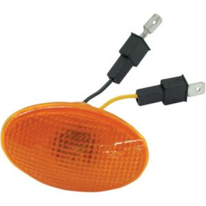 UFO AC01215 REPLACEMENT TURN SIGNAL LENS FOR LICENSE PLATE HOLDER