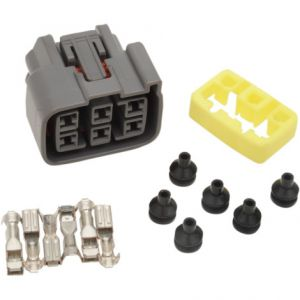 RICK'S MOTORSPORT ELECTRIC 11-114 WIRING HARNESS CONNECTOR KIT