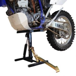 POWERSTANDS RACING 00-00114-02 BIKE STAND MX LIFT WITH DAPER