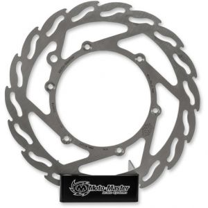 MOTO-MASTER 110676 BRAKE ROTOR FIXED FLAME FLAMED NATURAL