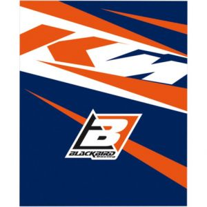 BLACKBIRD RACING 5016R/514 REPLICA KTM TROPHY 2017 GRIP PROTECTION COVER